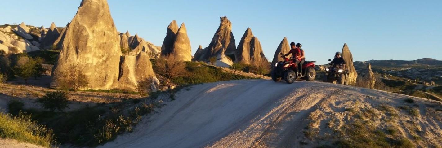 ATV Quad Safari Cappadocia