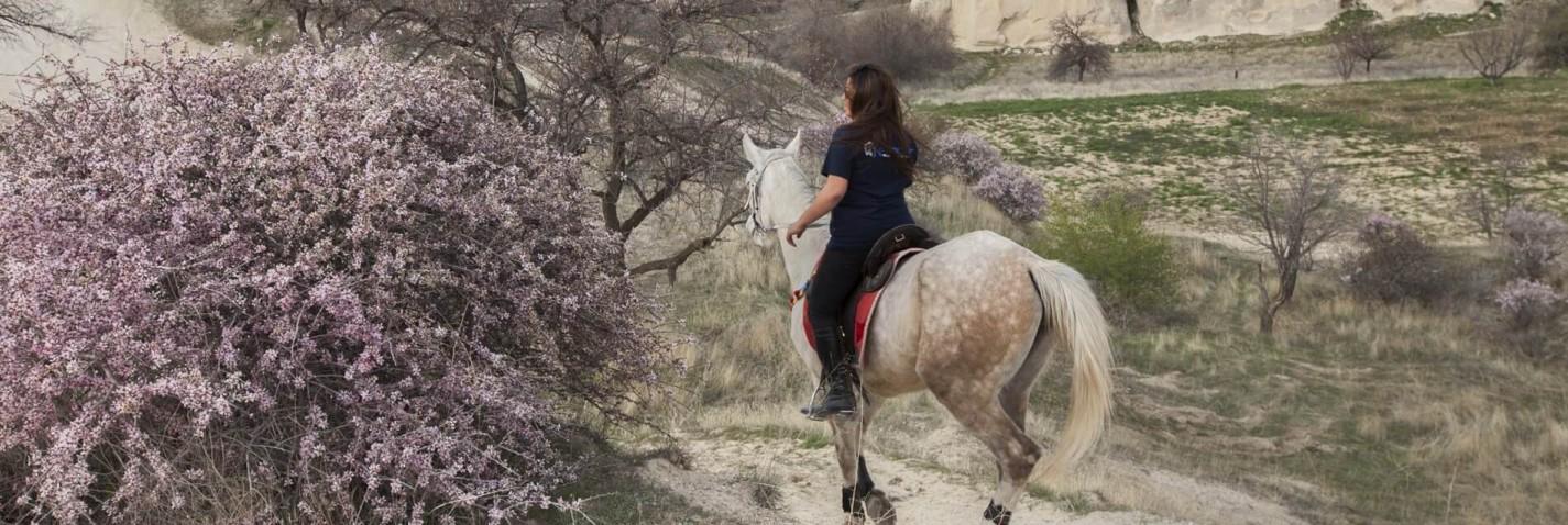 Horse Riding at Cappadocia